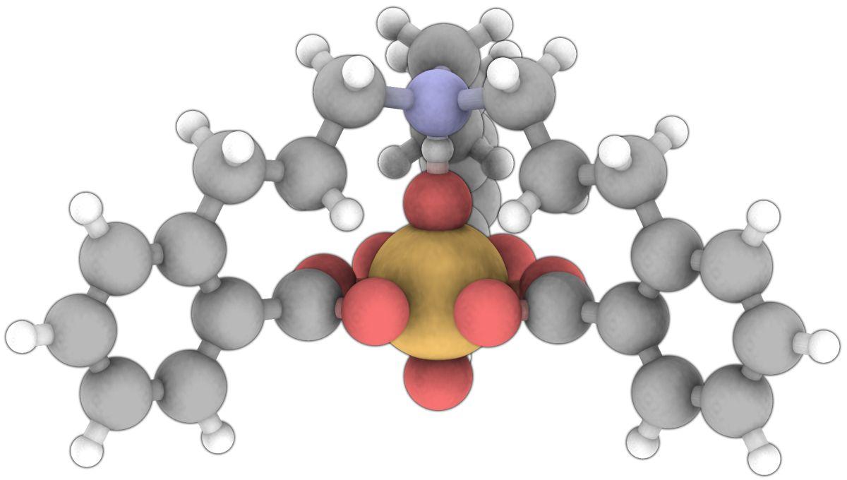 Dares Research Group F Block Orbital Diagram Coordination Chemistry