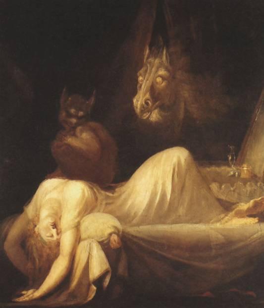 Romanticism and gothicism