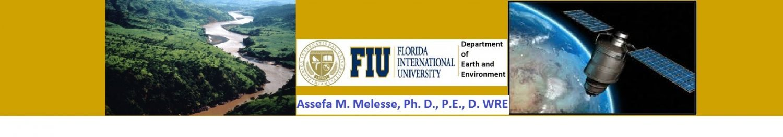 Assefa Mekonnen  Melesse, Ph.D, P.E., D.WRE